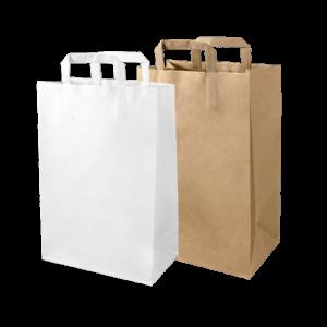 torby uchywt płaski